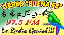 Radio Stereo Buena Fe 97.5 FM